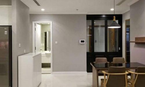 Vinhomes Central Parl 3 phòng ngủ cho thuê giá tốt