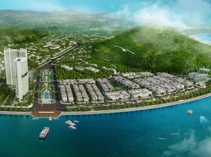 Dự án Vinhomes Dragon Bay