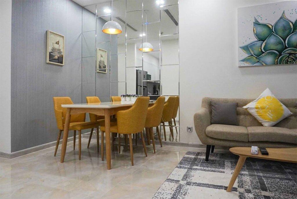 Chính chủ gửi cho thuê căn hộ 2 phòng ngủ ở Vinhomes Golden River