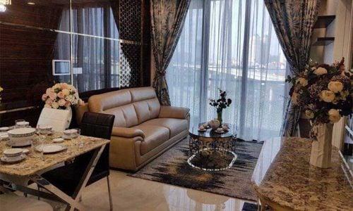 Khách của thằng em ký gửi bán căn hộ Aqua 4 Vinhomes Golden River